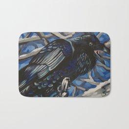 Raven 5 Bath Mat