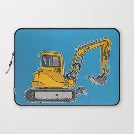 Digger excavators dredger Laptop Sleeve
