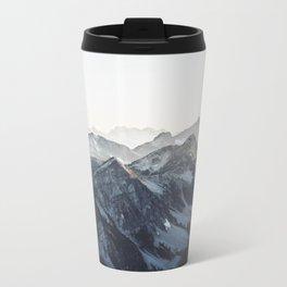 Mountain Mood Metal Travel Mug
