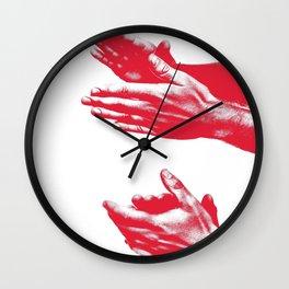 CONGRATS! Wall Clock
