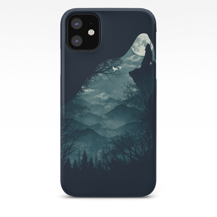 Very Hungry Whale iPhone 11 case