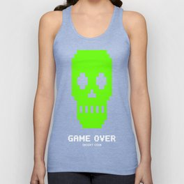 GAME-OVER Unisex Tank Top