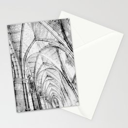 Southwark  Cathedral London Sketch Stationery Cards