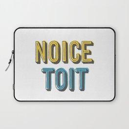 Noice Toit Laptop Sleeve