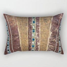 Mansi folk pattern Rectangular Pillow