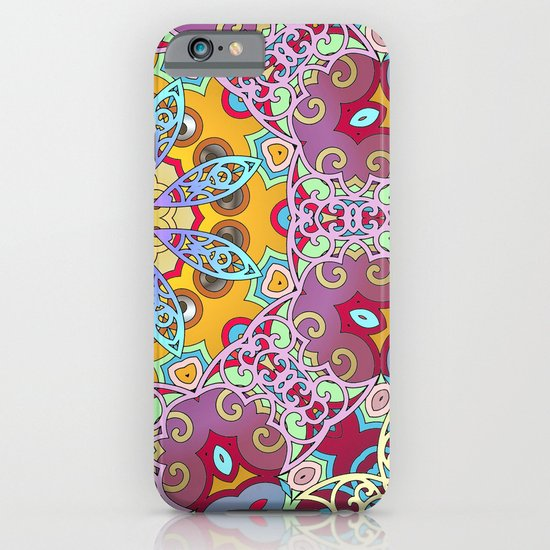 Mix&Match Indian Summer 03 iPhone & iPod Case