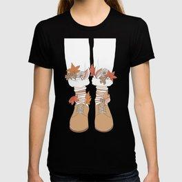 Autumn Walks T-shirt