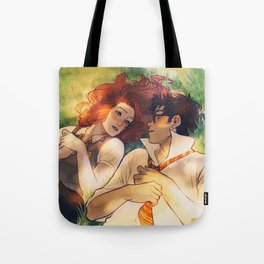 I love you, Lily Evans Tote Bag