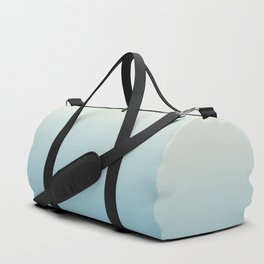 Ombré Blue Petit Four Gradient Motif Duffle Bag