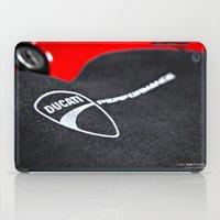 ducati iPad Cases featuring Ducati 1198 SP by Elias Silva Photography