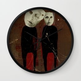 « cohabiter » 1 Wall Clock