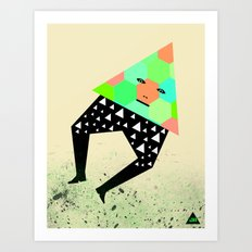 shakeitup Art Print