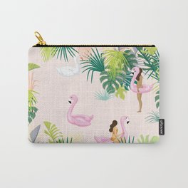 pink river Carry-All Pouch