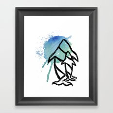 Kuyimá Framed Art Print