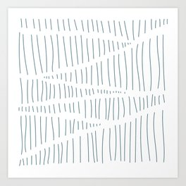 Coit Pattern 85 Art Print