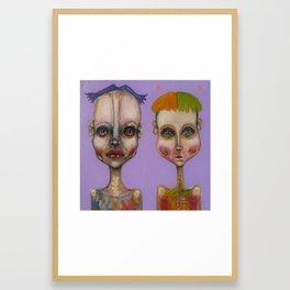 soso Framed Art Print