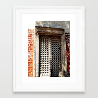 ornate Framed Art Prints featuring Ornate by A Dostert