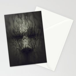 organic face Stationery Cards