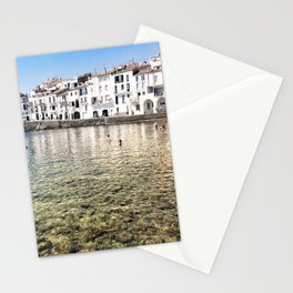 The Little White Town Stationery Cards