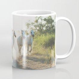 Camargue Horses XIII Coffee Mug