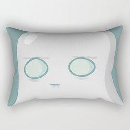 Ghost Boss Rectangular Pillow