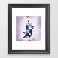 thlysh Framed Art Print