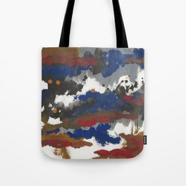 clouds_september Tote Bag