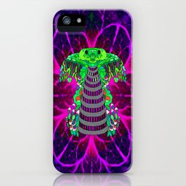 Visions of Serpents iPhone Case