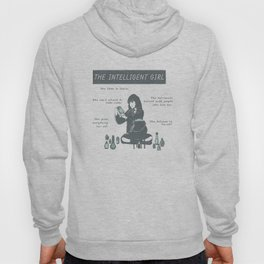 Hermione Granger / The Intelligent Girl Hoody