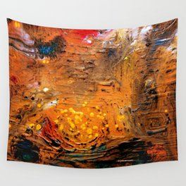 Spatial sea Wall Tapestry