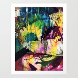Broome and Orchard Art Print