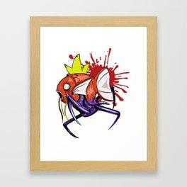 GYOkarp Framed Art Print