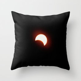 Passed Throw Pillow
