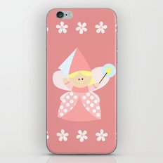little fairy iPhone & iPod Skin