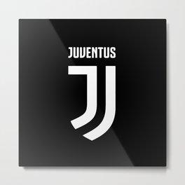 Juventus Logo Metal Print