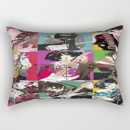 FUKUMENKEI NOISE 8 Rectangular Pillow