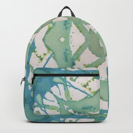 South Pacific Ink Backpack