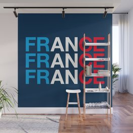 FRANCE Wall Mural