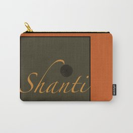 Shanti Carry-All Pouch