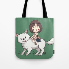 Princess Mononoke II Tote Bag