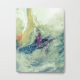 abstract studdy 2 Metal Print