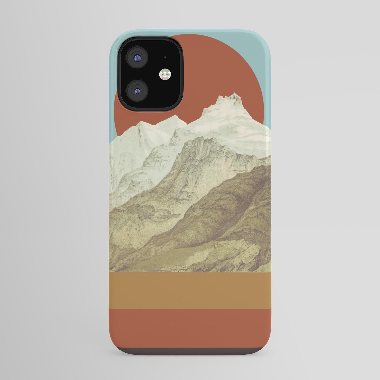 Mtn Iphone Case By Zeketucker Society6