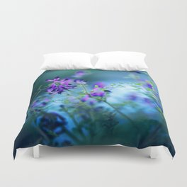 Forest Echoes Duvet Cover