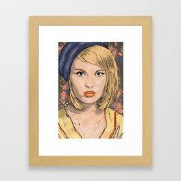 The Crimes of Faye Dunaway Framed Art Print