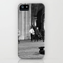 #ParisPostcards || The lightest sound iPhone Case