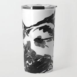 German shepherd -1 Travel Mug