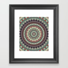 Mandala 571 Framed Art Print