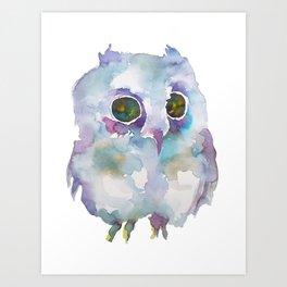 BIRD#19 Art Print