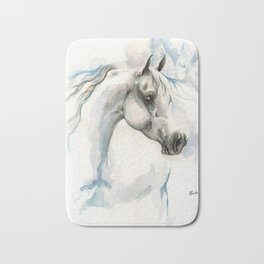 Angel Horse Bath Mat