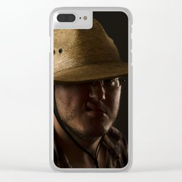 The Snarl Clear iPhone Case